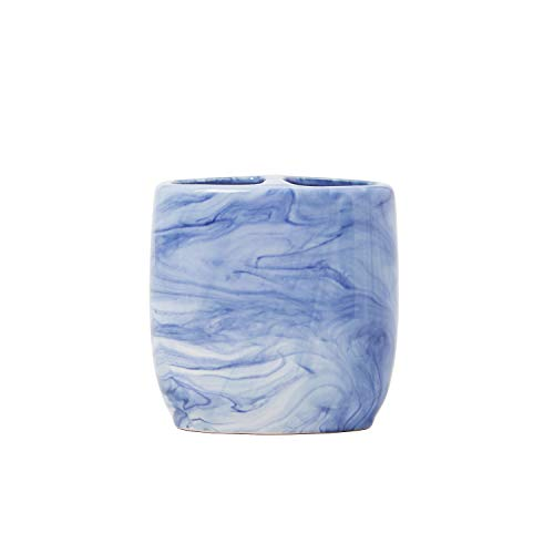 SKL Home by Saturday Knight Ltd. Tuscan Toothbrush Holder, Blue