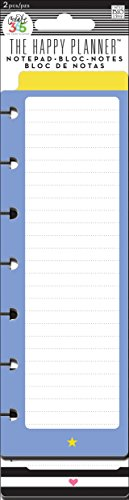 me & my BIG ideas Create 365 The Happy Planner Star and Heart Note Pad