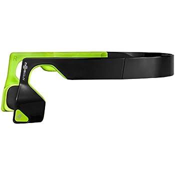 Aftershokz Bluez 2 Wireless Bone Conduction Headphones (Neon Green)