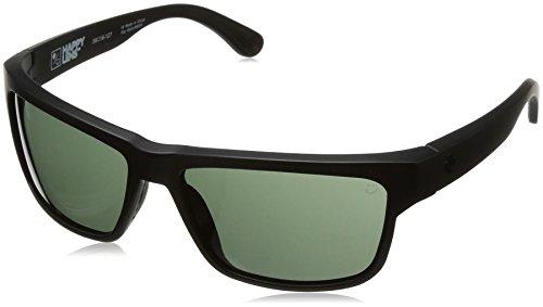 Spy Optic Frazier Wrap Sunglasses, 59 mm (Matte - Sunglasses Nose Spy Pads