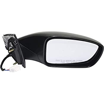 FOR 2011-2014 SONATA OE STYLE POWER+HEATED+SIGNAL RIGHT SIDE MIRROR 876203Q110