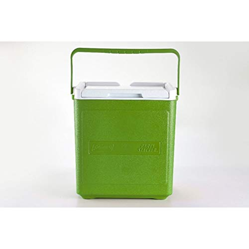 - Coleman 3000000486 Cooler 20 Can Stacker - Green