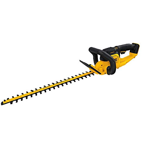 DEWALT DCHT820BR 20V MAX Lithium-Ion Hedge Trimmer (Bare Tool) (Renewed)