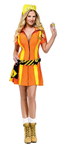 Fun World Highway Hottie Sexy Costume - Womens Medium/Large