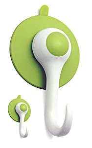 Suction Cup Hooks for Kitchen and Bathroom (2-pack) hot sale
