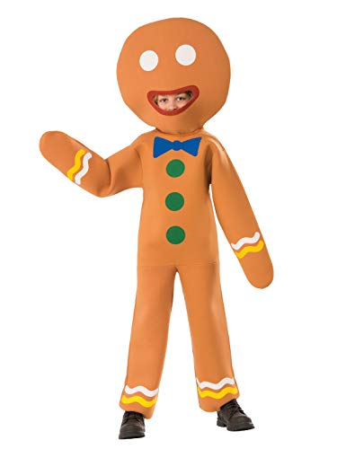 Children's Gingerbread Man Costume