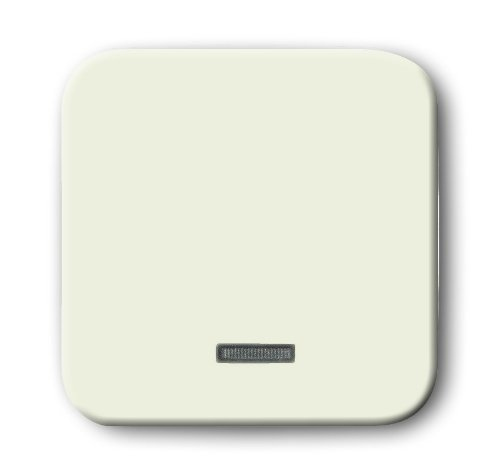 (Busch-Jaeger 6543-212-102 Control Cover Busch-Memory touch-type controller, ivory, Duro 2000 SI)