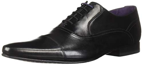 (Ted Baker Men's Rogrr 2 Oxford, Black, 11 M US)
