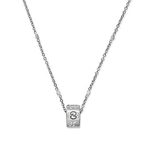 GUCCI ICON BLOSSOM necklace 44 cm YBB43455300300U