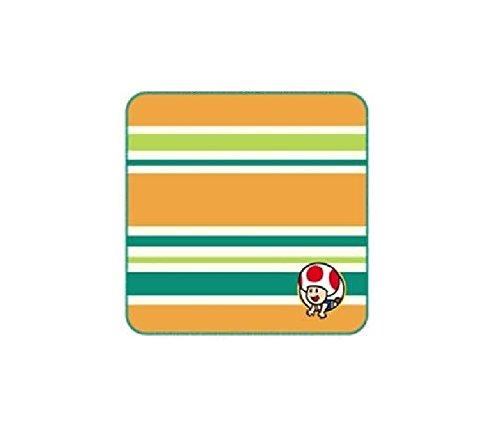 Price comparison product image Marushin Nintendo Super Mario Mini towel Border Series Toad