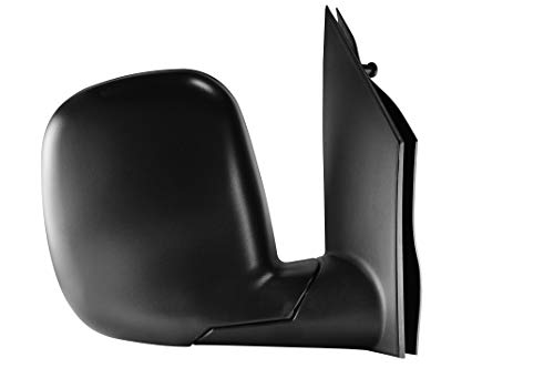 Passenger Side Textured Side View Mirror for 1996-2002 Chevrolet Express 1500 2500 3500, 1996-2002 GMC Savana 1500 2500 3500
