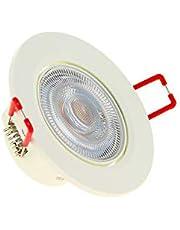 Xanlite Yantec SEL345D LED-spot, inbouwdimmer, 345 lumen, warm licht, 6 W - Xanlite