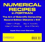 Numerical Recipes in FORTRAN 77 Macintosh Diskette Version 2.0 9780521437165