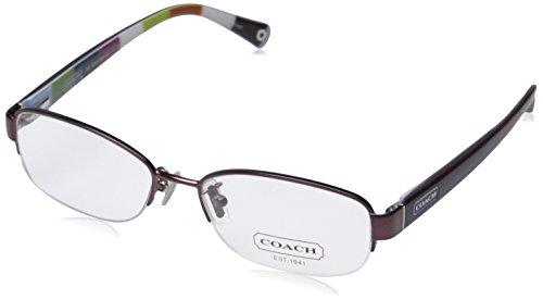 Coach Bettie Eyeglasses HC5004 9032 Purple Demo Lens 51 16 135