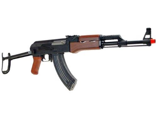 src sport series ak47 aeg metal airsoft rifle(Airsoft Gun) by SRC
