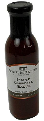 Robert Rothschild Farm 12.9 oz Maple Chipotle Sauce -