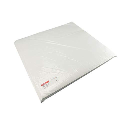 Tansoole Papel de Filtro Cualitativo 60 × 60 cm rapido
