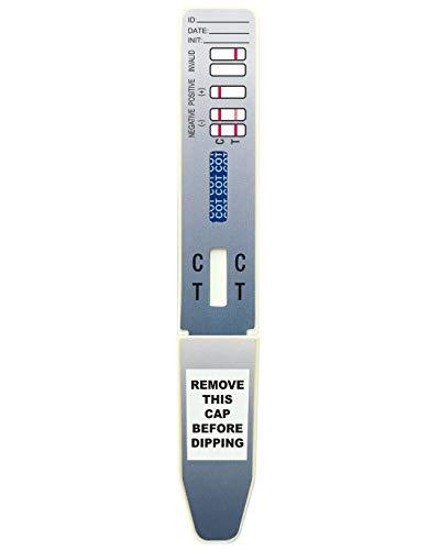 Dipstick Drug Test - 5 Pack Identify Diagnostics Nicotine Drug