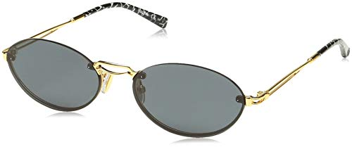 Max Mara MM Bridge II Gold/Grey 54/17/140 Women Sunglasses (Max Mara Designer)