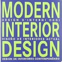Modern Interior Design / Diseño De Interiores Actual. Precio En Dolares