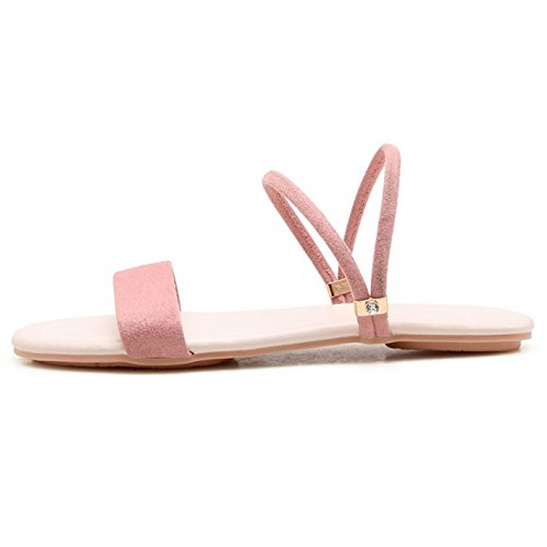 Plano Coolcept Coolcept Sandalias Mujer Mujer Pink BgvtqHZwg6