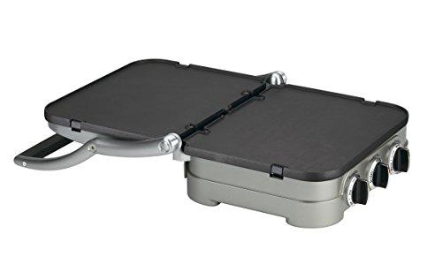 Cuisinart GR-4NAMZ Griddler, Stainless Steel by Cuisinart (Image #4)