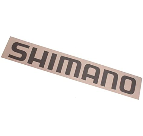 White Small Shimano DECALSWH Decal Set