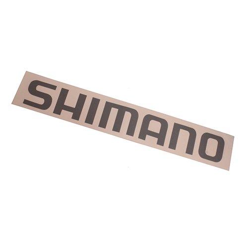 Price comparison product image SHIMANO DECALMGY Decal,  Medium,  Gray