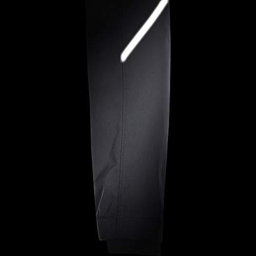 Gore Women's R3 Wmn Partial Gws Jacket,  terra grey/black,  XS by GORE WEAR (Image #7)