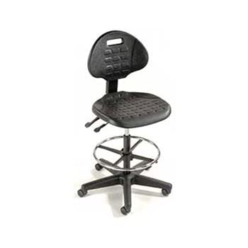 Amazon Com Black 5 Way Adjustable Ergonomic Stool 225