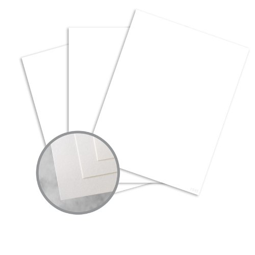 Exact Vellum Bristol White Paper - 23 x 35 in 80 lb Bristol Vellum 500 per Carton