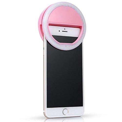 Blackberry Led Pink Light