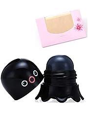 SoltreeBundle Tako Pore Blackhead Scrub Stick with SoltreeBundle Oil blotting Paper 50pcs -Korean Beauty Skincare Best