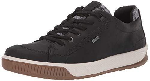 ECCO Men's Byway TRED Gore-TEX Shoe, Black, 45 M EU (11-11.5 US)
