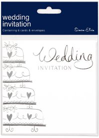 Latest Design Wedding Invitation Cards Bulk Pack 36