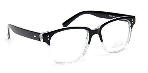 Tantino Wayfarer Eyeglasses Classic Vintage Style