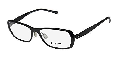 Lightec By Morel 7032l Mens/Womens French Designer Spring Hinges Light & Fashionable Eyeglasses/Eyeglass Frame (50-14-135, ()
