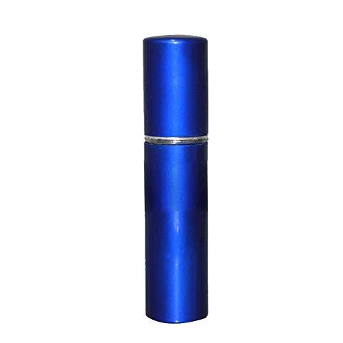 Biback Perfume Atomiser Bottles Refillable Travel Mini Portable 10ML Spray Bottle Set Empty Filler Aftershave For Handbag Stylish Colors Fragrance Atomizer Fits In Your Purse Pocket Or Luggage