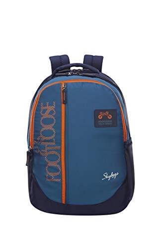 Skybags Virgil 28 Ltrs Teal Laptop Backpack