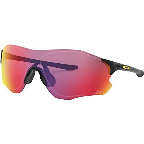 Oakley EVZero Path Tour de France 2019 Edition Sunglasses,OS,Matte Black/Prizm ()