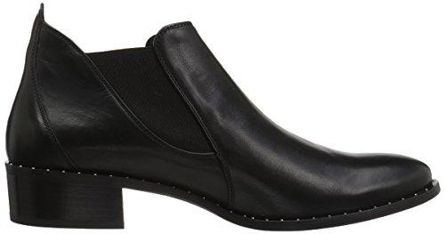 Nate Green Ankle Paul Boot Black Women's Leather wqEwtdrHx