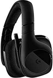 Headset Gamer Logitech G533 Wireless Preto - 981-000633