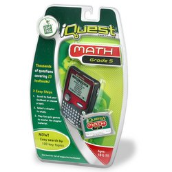 iQuest Cartridge - 5th Grade Math