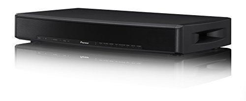 Pioneer SBX-B30 2.2 Soundbase Lautsprecher (130 Watt, Bluetooth, Phase/Auto Level Control) schwarz