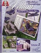 Rubber Stamping Vellum Translucent Parchment Paper Volume 2 (Design Originals Can Do Crafts, 3288)