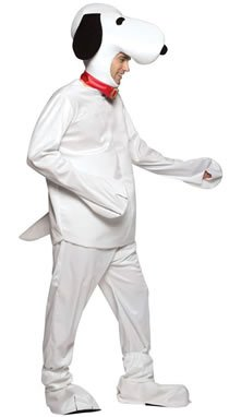 Snoopy Adult Costume