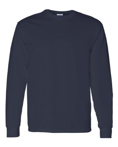 Buy gildan long sleeve t shirts men pack