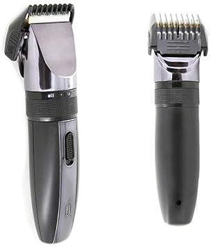 Hair clipper Cortapelos Hombre Electrico Kit Cortapelos para Hogar Recargable Inalámbrico Portátil Pantalla LED Adecuado para Uso Diario Hogar 2 Peines Accesorios Poco Ruido