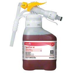 Diversey 95891201 Spitfire Degreaser Cleaner, Commercial-Strength RTD Diversey Spitfire Cleaner Degreaser -- Blasts Nastiest Crud & Crap Faster