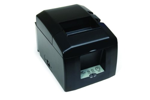 Price comparison product image Star Micronics TSP654II Direct Thermal Printer - Monochrome - Wall Mount - Receipt Print